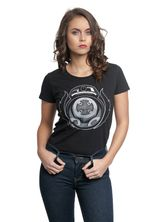 Star Wars BadBB Tee for Women Black – Bild 2