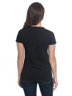Harry Potter Dobby Damen T-Shirt Schwarz – Bild 0
