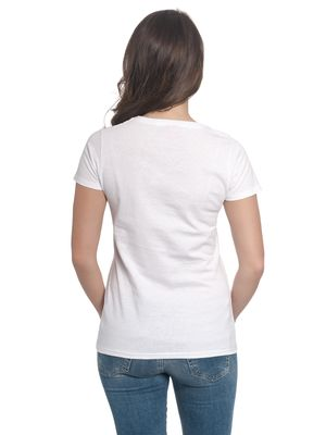 Alice in Wonderland Teapot Girl Shirt weiss – Bild 3