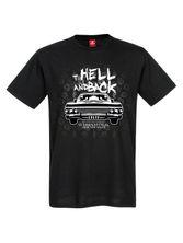 Supernatural To Hell Men T-Shirt black – Bild 0