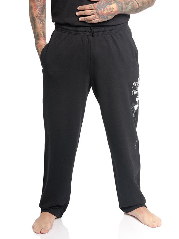 Nightmare Before Christmas Jack Sweatpants – Bild 2
