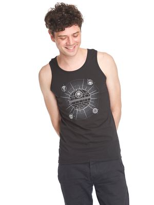 Star Wars Super Star Top male black – Bild 1