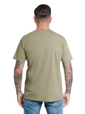 Star Wars Ewoks Herren T-Shirt oliv – Bild 3