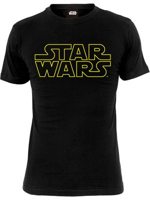 Star Wars Most Powerful Jedi Herren T-Shirt schwarz – Bild 0