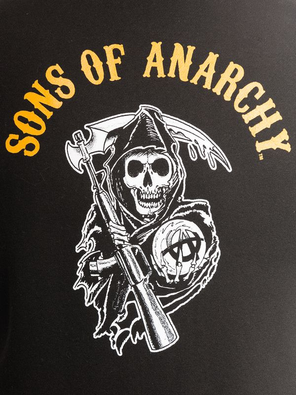 Sons of Anarchy Orange Reaper College Jacket – Bild 5