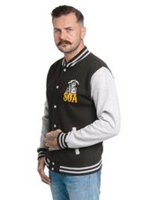 Sons of Anarchy Orange Reaper College Jacket – Bild 1