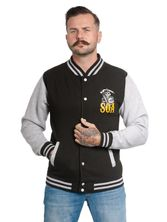 Sons of Anarchy Orange Reaper College Jacket – Bild 0