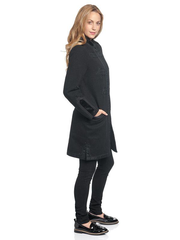 Vive Maria Chic Classic Damen Mantel schwarz – Bild 5
