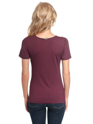 Vive Maria New York City Shirt red/schwarz – Bild 3