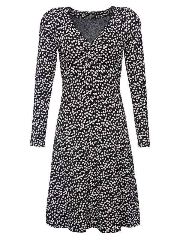 Vive Maria Heartbreaker Girl Dress Black allover – Bild 0