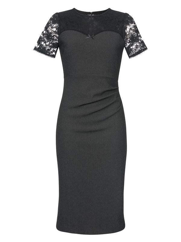 Vive Maria Dandy Shape Dress Black – Bild 0