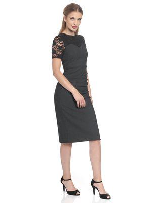 Vive Maria Dandy Shape Kleid schwarz – Bild 1