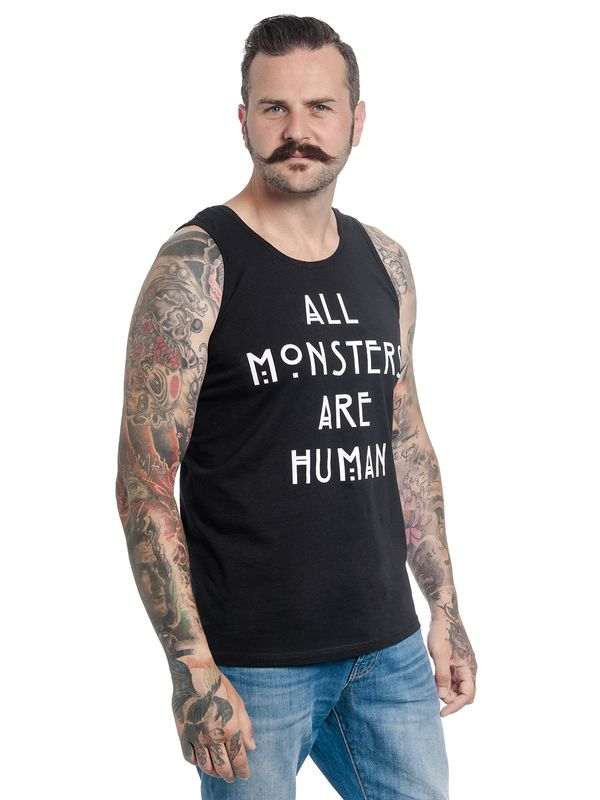 American Horror Story All Monsters Top male black – Bild 3