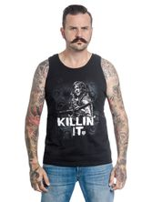 The Walking Dead Killin' It Top male black – Bild 0