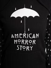 American Horror Story AHS Umbrella Girl Hoodie black – Bild 3