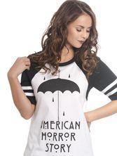 American Horror Story Umbrella Raglan Tee for Women – Bild 1