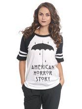American Horror Story Umbrella Raglan Tee for Women – Bild 0