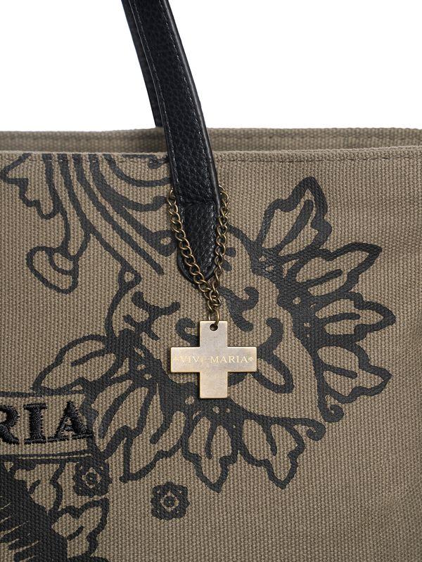 Vive Maria Sankt Maria Bag olive – Bild 2