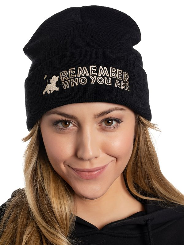 The Lion King Remember Beanie black view