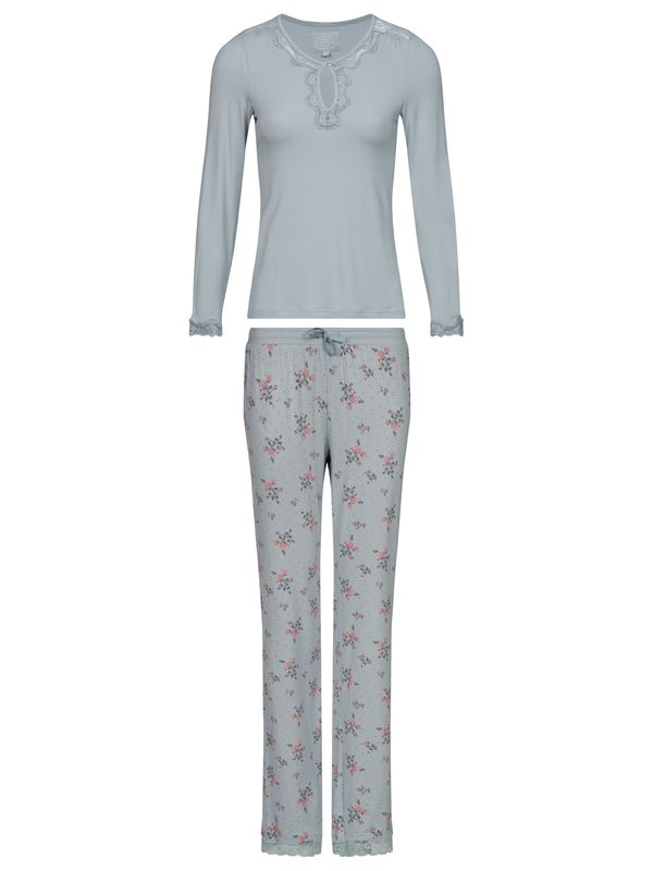 Vive Maria Ice Girl Pyjama pearl blue / pearl blue allover Ansicht