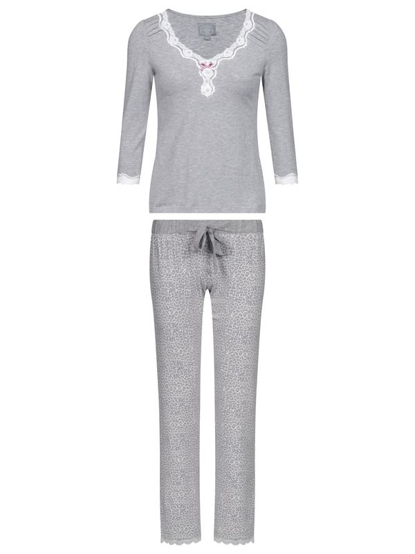 Vive Maria Leo in Love Pyjama leo / grey view