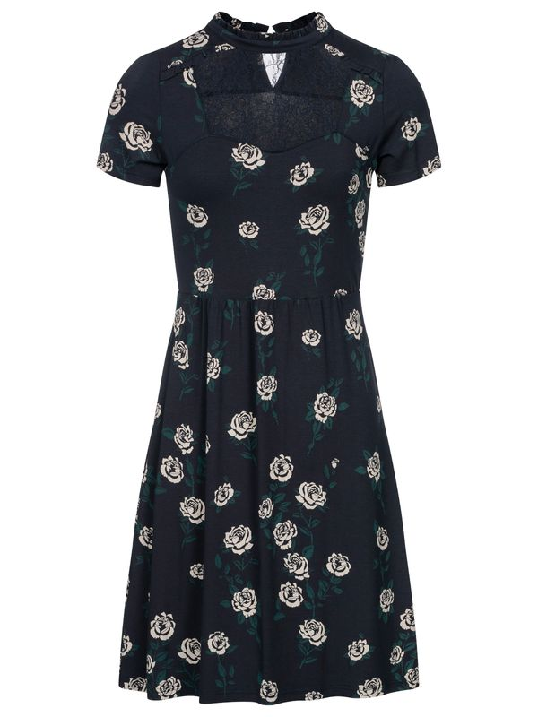 Vive Maria Vanity Lace Dress Darkblue Allover view