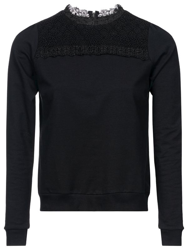 Vive Maria Cosy Night Sweater black Ansicht