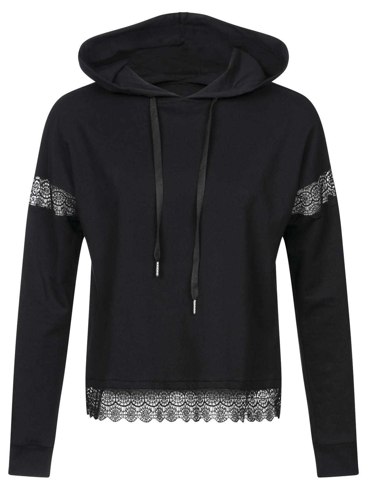 Vive Maria Cosy Romance Sweater black