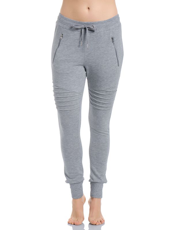 Vive Maria Cosy Day Pants melange Ansicht
