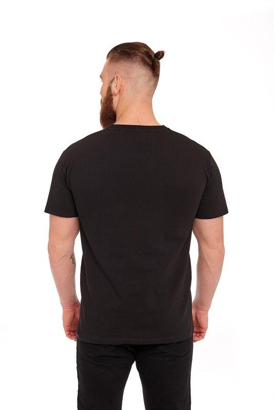 The Hulk Punch T-Shirt schwarz Ansicht