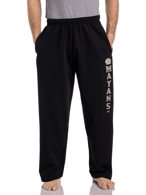 Mayans MC Maya Pattern Jog pants black Ansicht