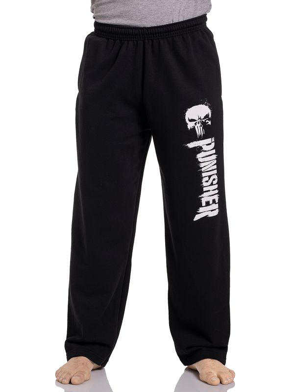 The Punisher Logo Jog Pants black view