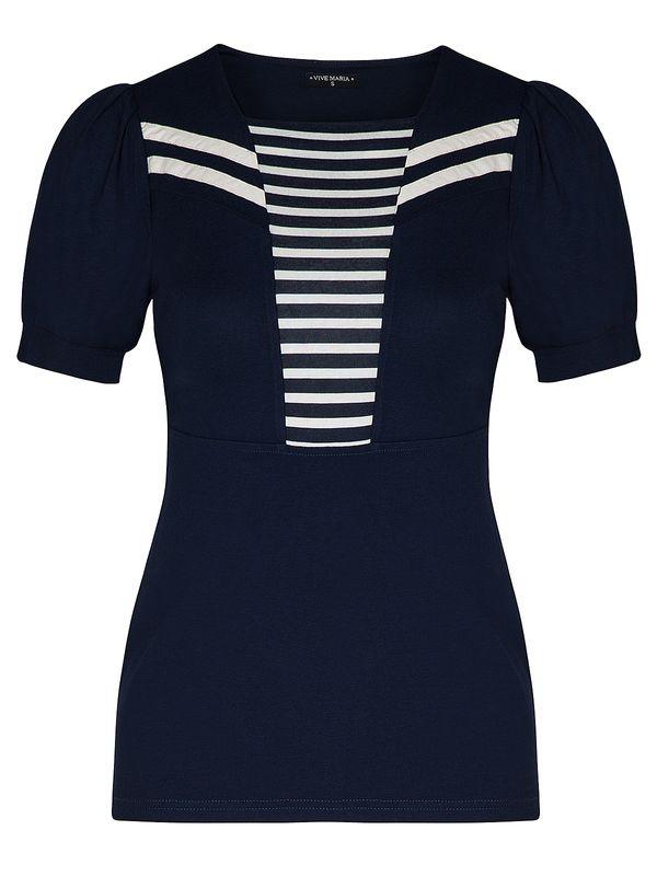 Vive Maria Ahoi Colette Shirt blue view