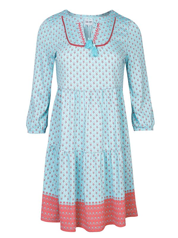 Vive Maria Bon Voyage Beach Nightdress Turquoise Allover view
