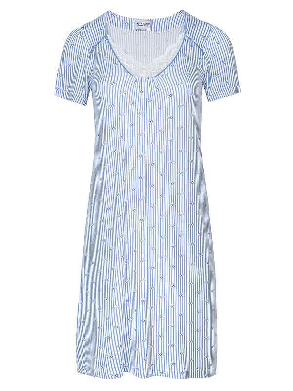 Vive Maria Seaside Nightdress Blau Allover Ansicht