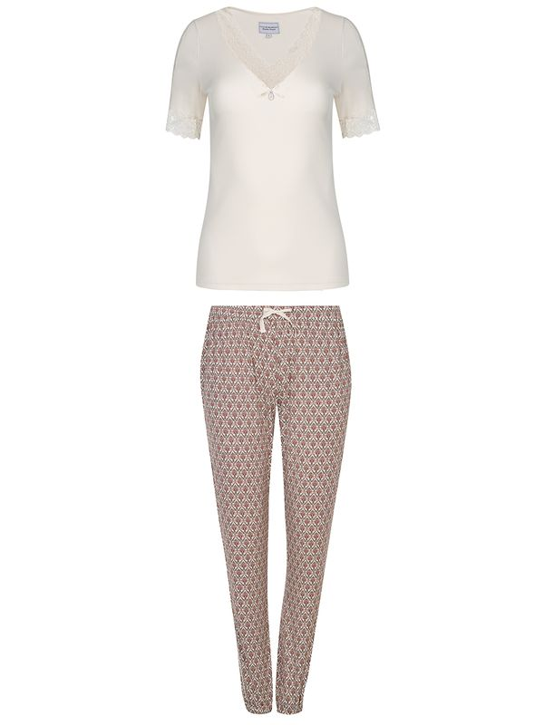 Vive Maria Vanilla Dream Pyjama Cream Allover view
