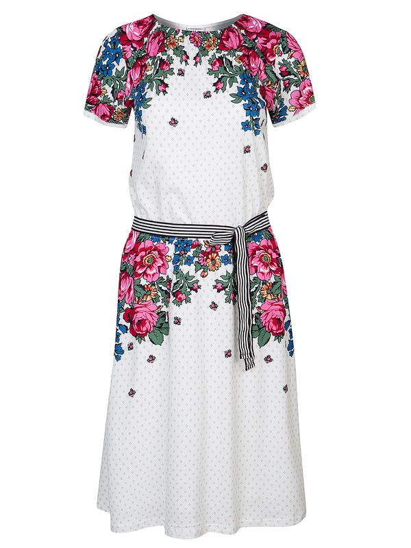Vive Maria Piroshka Summer Dress White Allover Ansicht