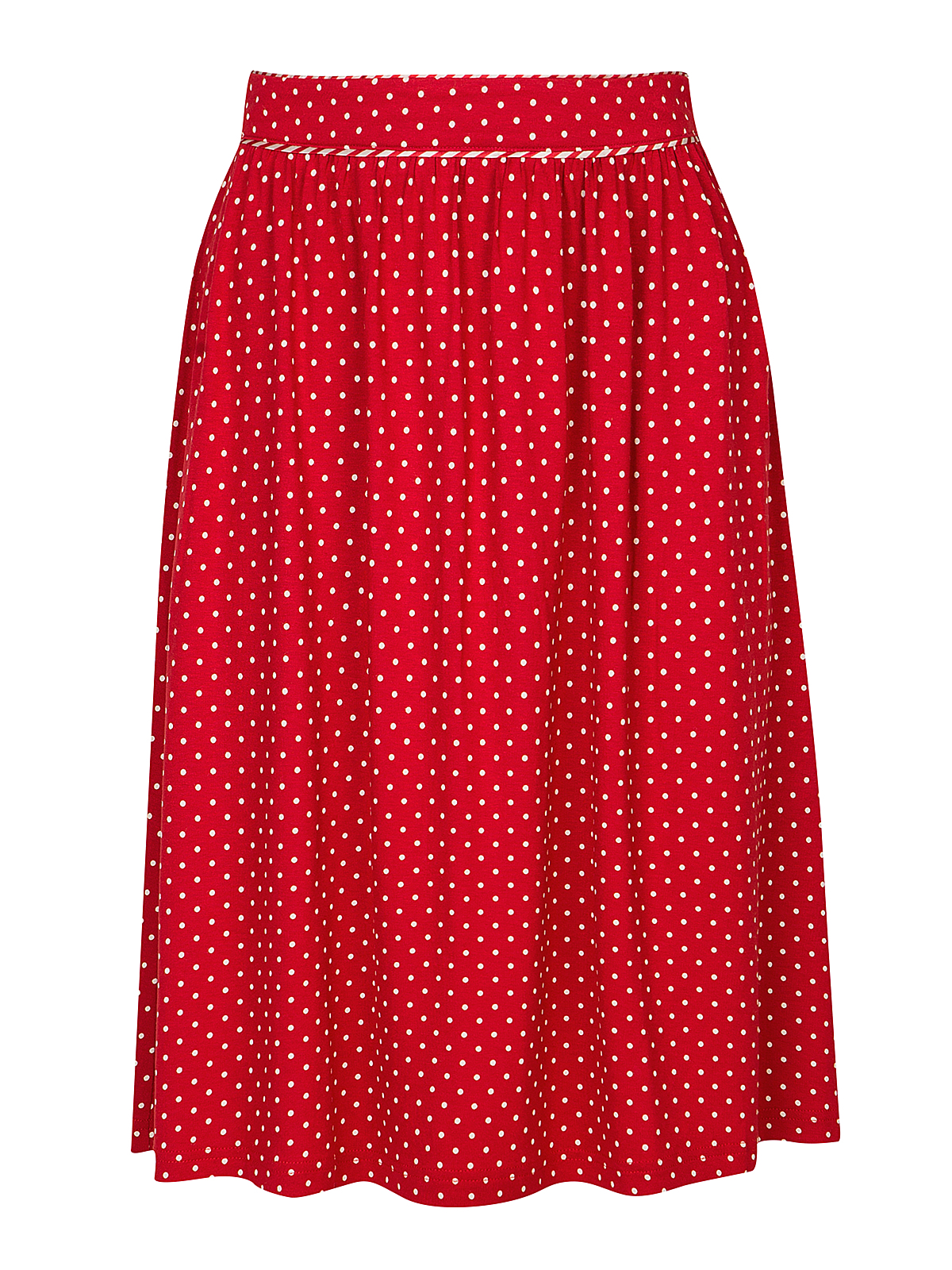 Roecke - Vive Maria Monaco Skirt Red Allover – Größe XL  - Onlineshop NAPO Shop