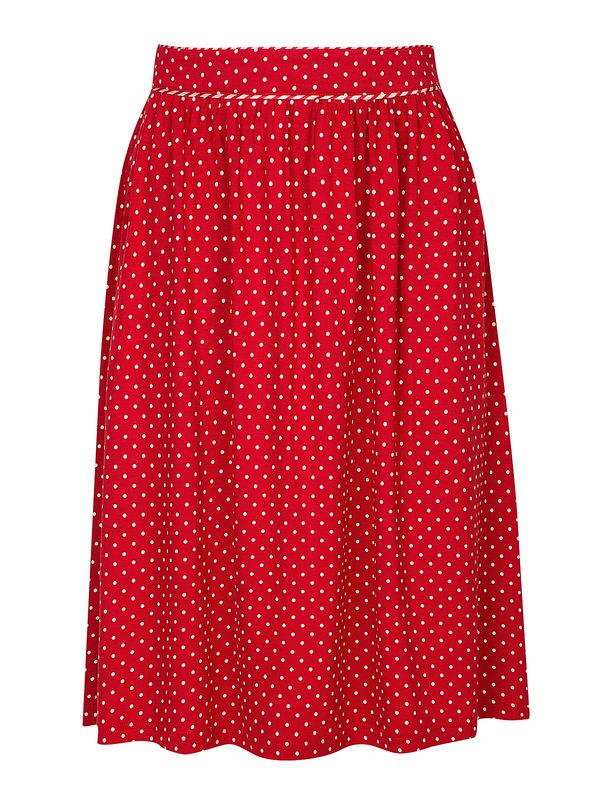 Vive Maria Monaco Skirt Red/Allover view