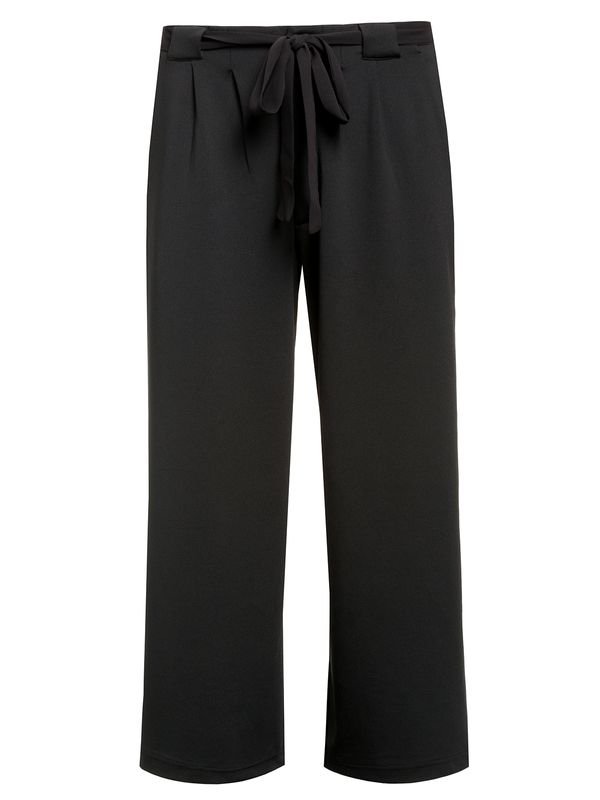 Pussy Deluxe Cherries Culotte Pants black view