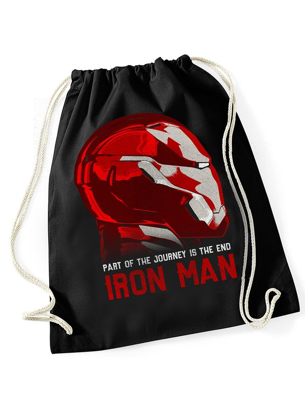 Iron Man The Invincible Bag black Ansicht