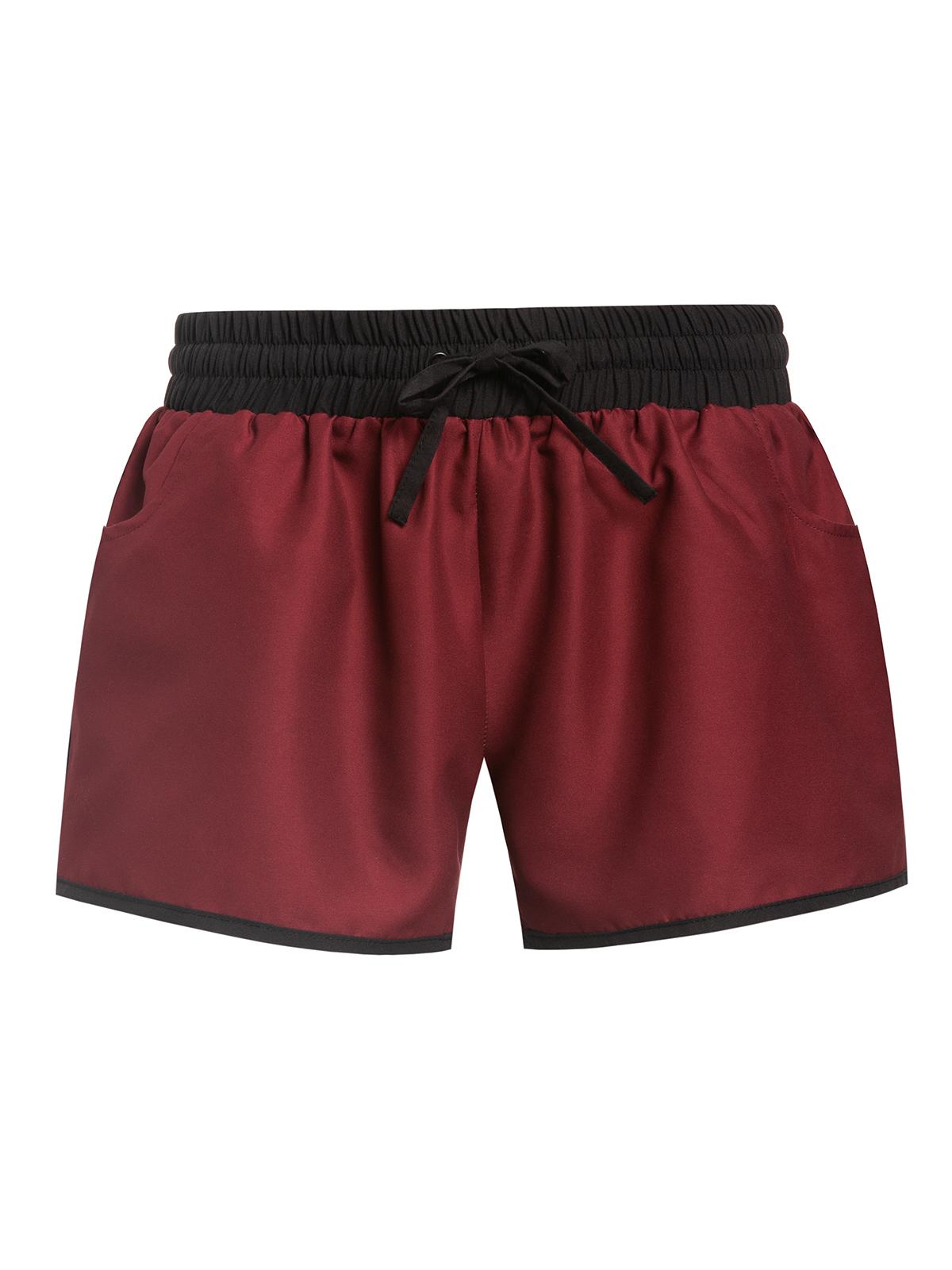 Bademode - Pussy Deluxe Red Lovers Damen Boardshorts – Größe XXL  - Onlineshop NAPO Shop