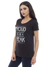 American Horror Story Proud to be a Freak Girl-Shirt black – Bild 2