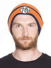 Dragon Ball Z Beanie orange – Bild 0