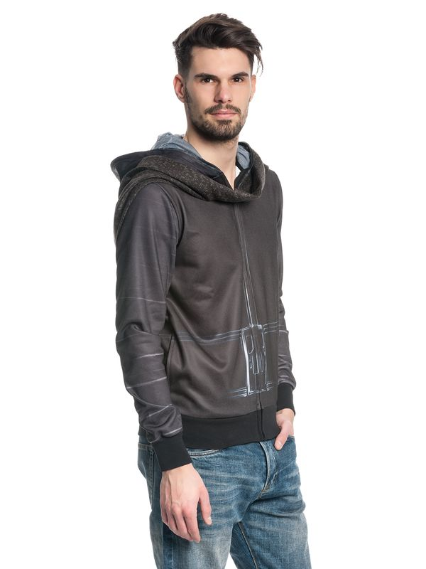 Star Wars Kylo Ren Zip-Hoodie male black – Bild 3