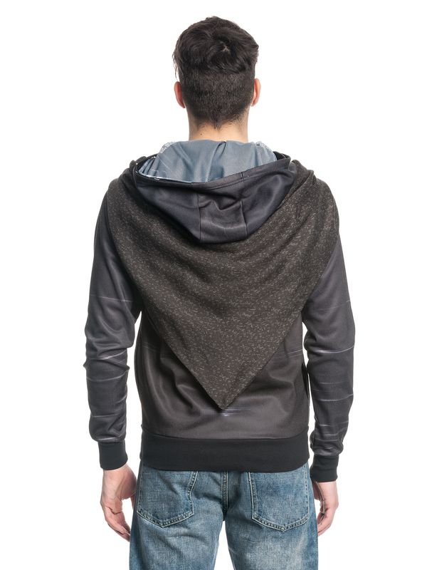 Star Wars Kylo Ren Zip-Hoodie male black – Bild 5