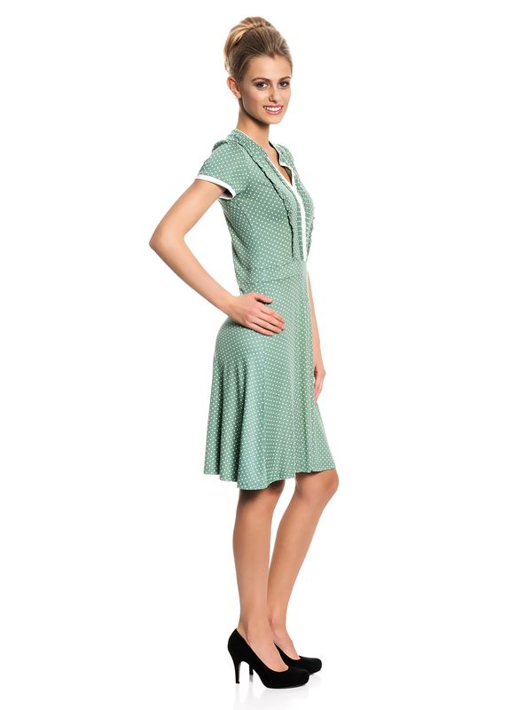 Vive Maria Summer Dots Dress green allover – Bild 2