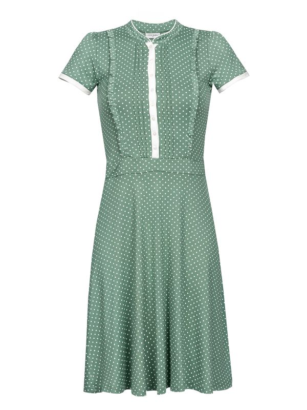 Vive Maria Summer Dots Dress green allover – Bild 0