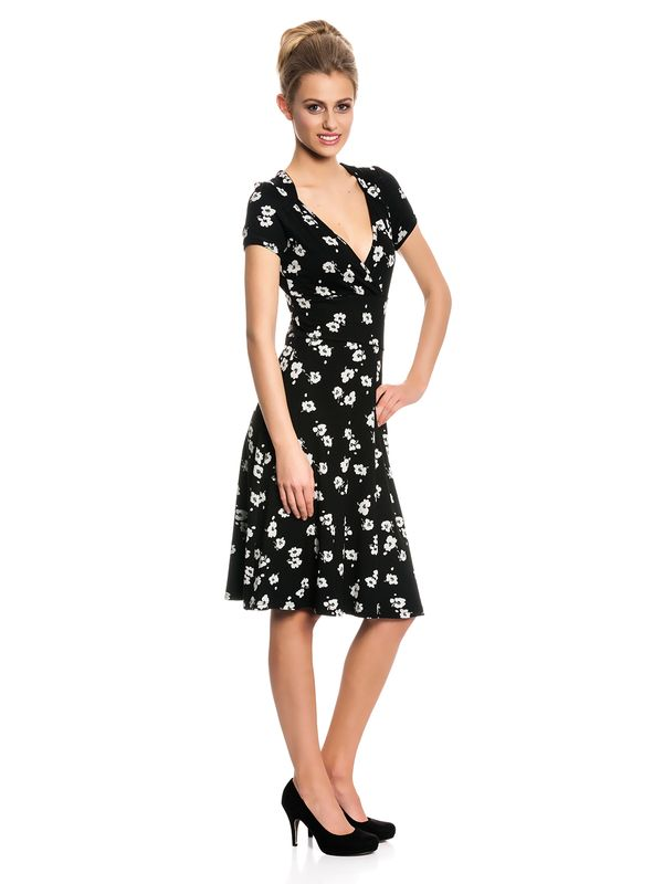 Vive Maria Fleur Noir Dress black allover – Bild 2