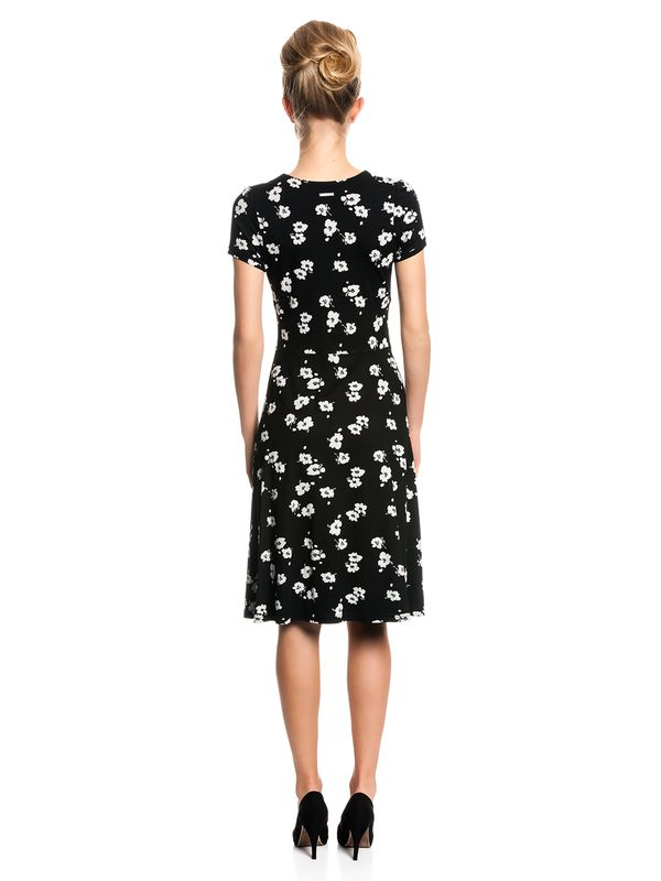 Vive Maria Fleur Noir Dress Kleid schwarz Allover-Print – Bild 3